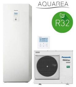 Panasonic luft vand All in One - 3, 5 eller 7 kW J - generation
