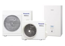 Panasonic Luft vand varmepumpe 12 kW T-CAP split
