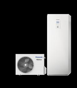 copy of Panasonic luft vand All in One H-GEN, T-CAP 9, 12 eller 16 kW